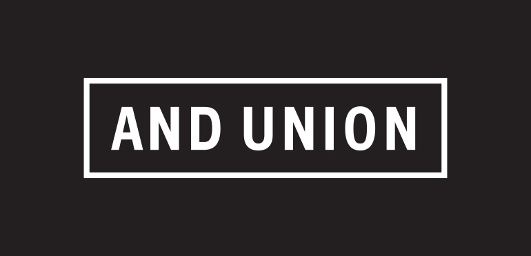 AND UNION Logo